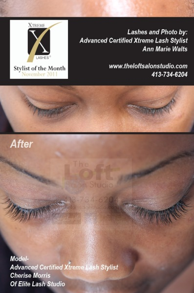 Journey Of An Xtreme Lash Stylist  Get Lashed! | Advanced Certified